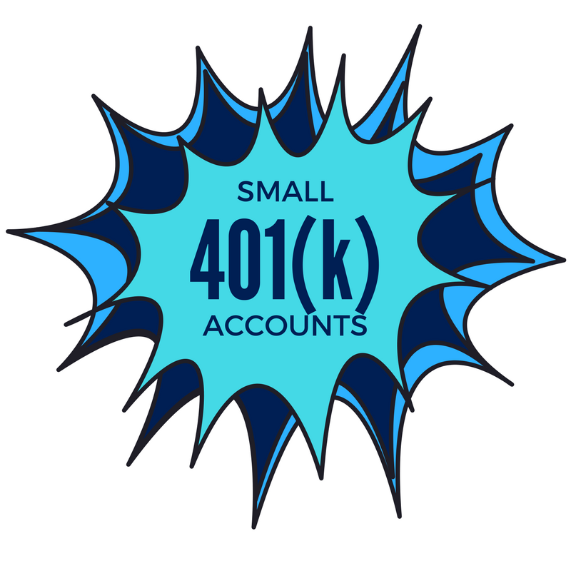 The Massive Explosion of Small 401(k) Accounts